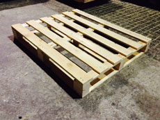 Image for timber pallets